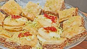Family Food Fight: The Shahrouk sisters' baklava