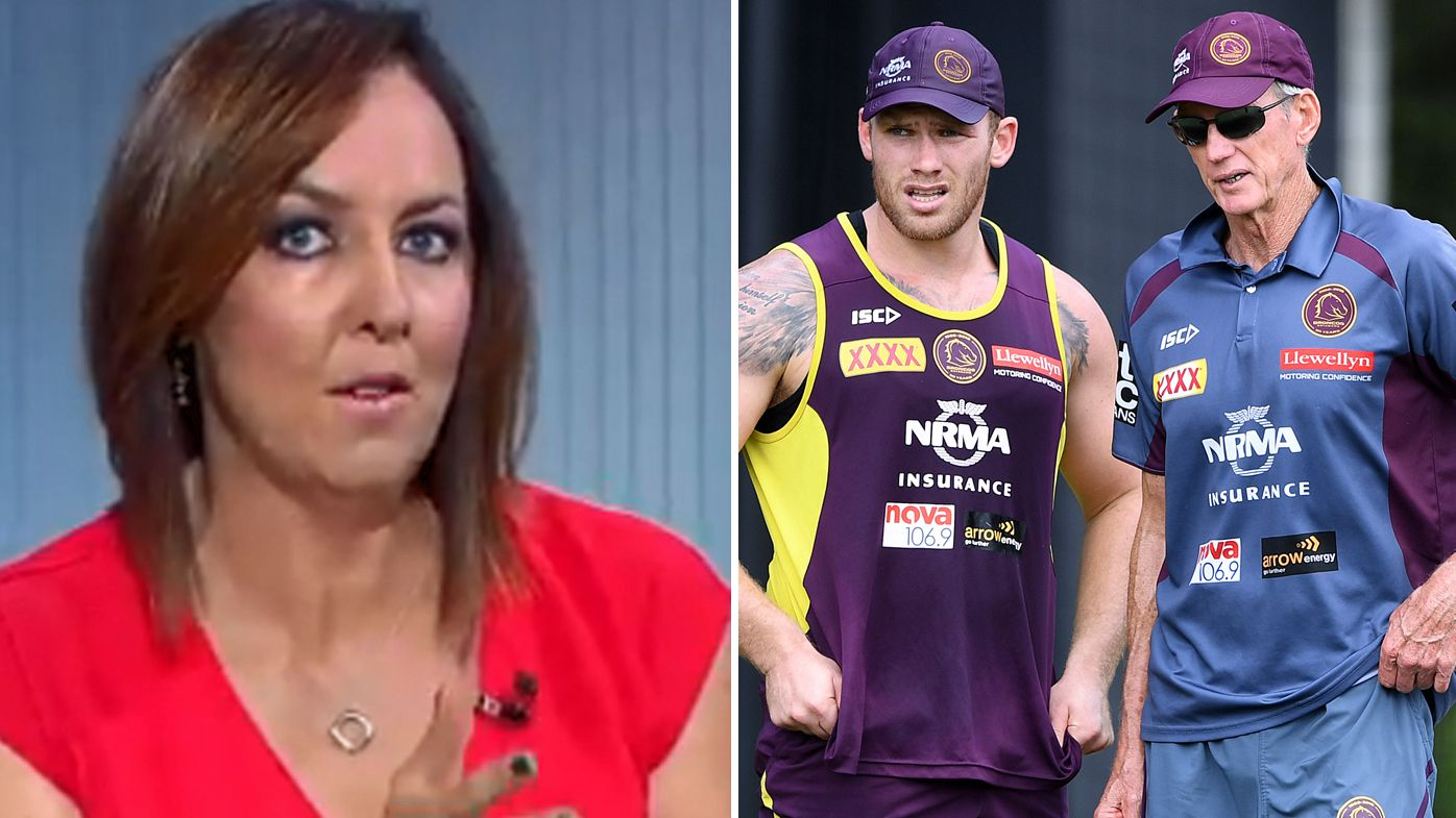 Liz Ellis disappointed in NRL's handling of Matt Lodge case