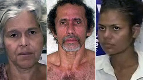 Brazilian cannibal trio who baked woman into pastries sentenced