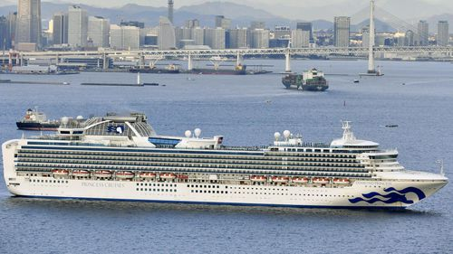Cruise ships are renowned for the spread of infection disease due to the number of people living in an isolated place.