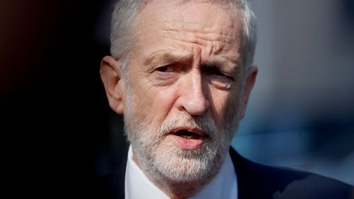 UK Labour Leader Jeremy Corbyn has vowed to call a no-confidence vote.