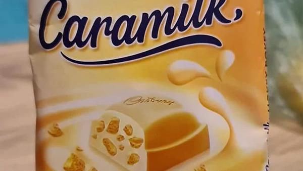 Caramilk Hokey Pokey flavour