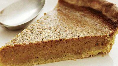 "Recipe:&nbsp;<a href=""http://kitchen.nine.com.au/2016/05/18/03/43/pumpkin-pie"" target=""_top"">Pumpkin pie</a>"