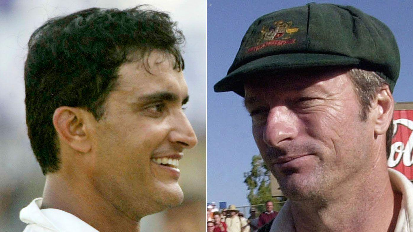 Sourav Ganguly trolls Steve Waugh over Instagram post naming Sydney Test picks