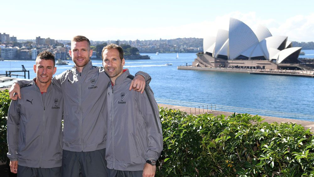 Sydney FC to clock back on against Arsenal