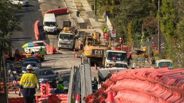 Residents' driveways blocked for three weeks during hospital roadworks