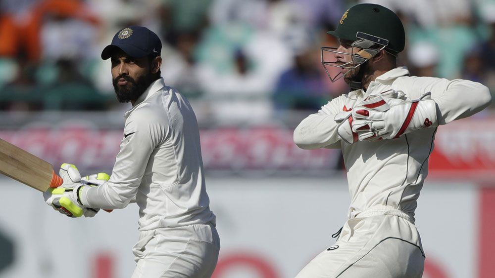 Australia's Matthew Wade in heated verbal clash with India in fourth Test