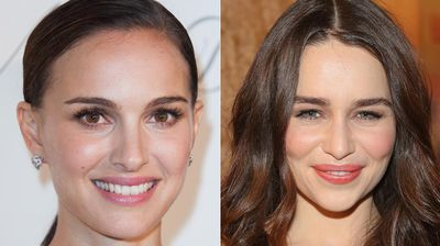 "<p _tmplitem=""13"">The 'heart-shaped' faces of Natalie Portman and Game of Thrones star Emilia Clarke are the most beautiful, according to the study.</p><p _tmplitem=""13""></p>"