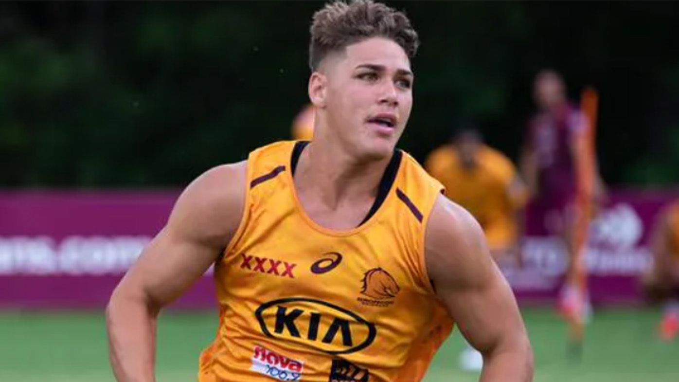 New Zealand Warriors steal highly touted young fullback Reece Walsh from Brisbane Broncos