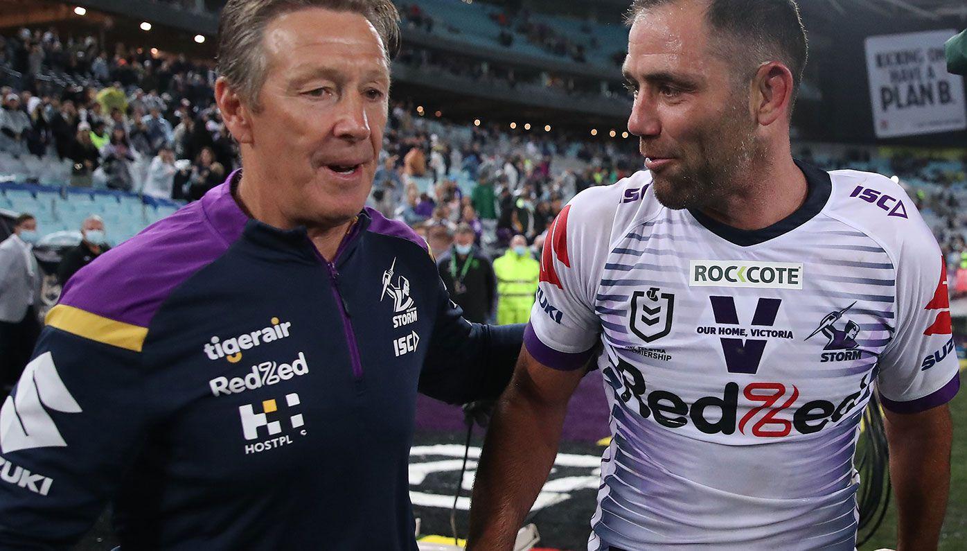 Craig Bellamy makes startling admission about current Melbourne Storm side