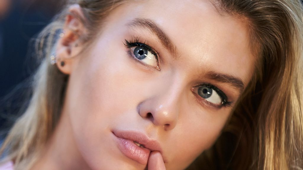 That incredible skin. That mouth. Those eyes. Heck, everything. Come on down Stella Maxwell.