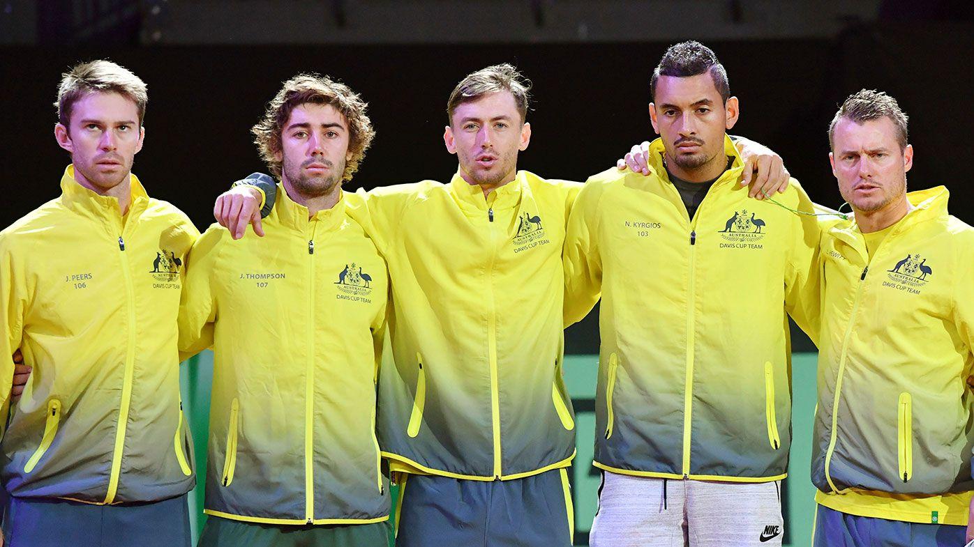 Tennis Australia slams Davis Cup revamp