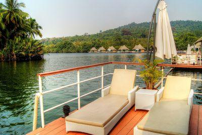 <strong>4 Rivers Floating Lodge:Koh Kong, Cambodia</strong>
