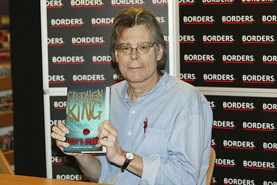 """Much like Ms Rowling, Stephen King had his troubles securing a publisher for his first novel, <i>Carrie</i>. The hugely-successful author was rejected no less than 30 times and famously received one rejection notice that said: """"We are not interested in science fiction which deals with negative utopias. They do not sell."""" Oh how wrong they were…<br/><br/>"""
