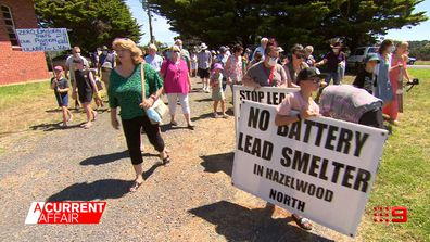 Aussie families fight back against chemical recycling plant