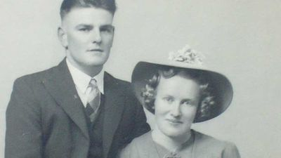 <strong>Curtis Stone's grandmother Gwen</strong>