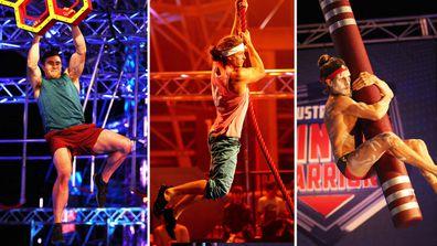 Jake Baker Ashlin Herbert Jack Wilson Australian Ninja Warrior 2021