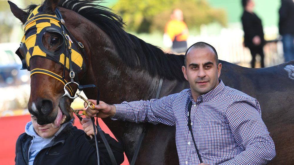 Trainer Saab Hasan