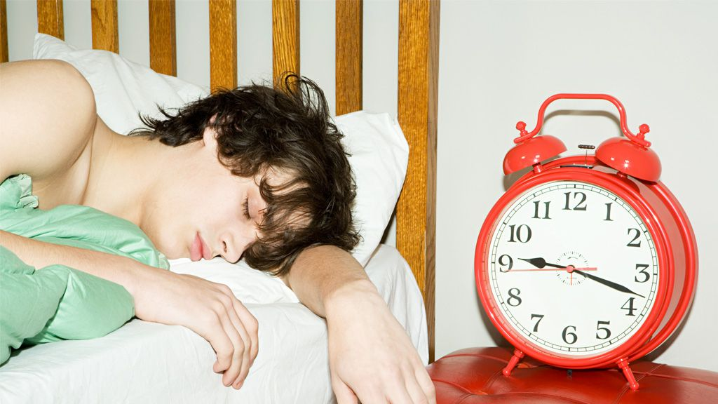 Lazybones: Parents who can't say no are raising a lazy generation of boofheads. Image: Getty