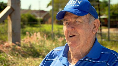 Alan McIntosh wants to donate his land for the development of a hospital.