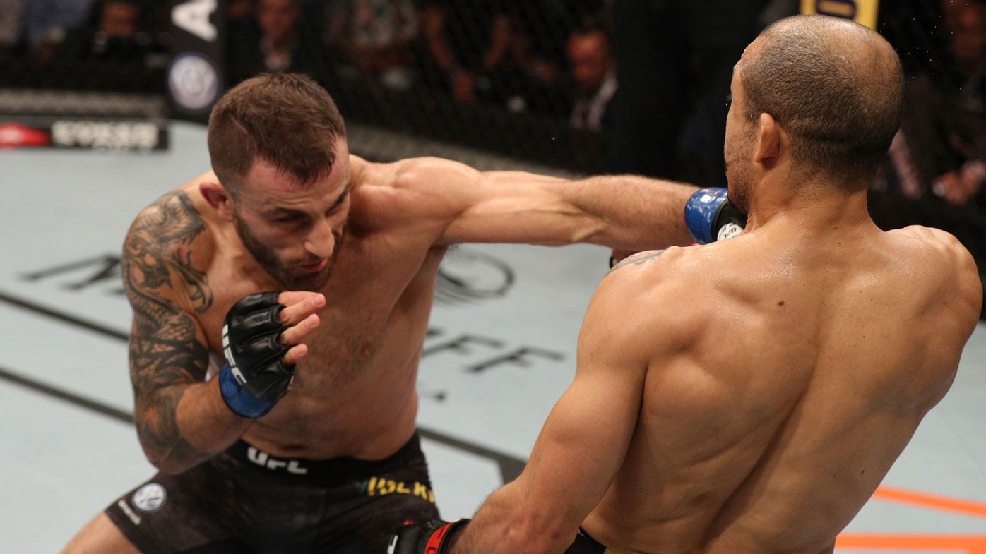 How Alexander Volkanovski rejected the UFC's title blueprint