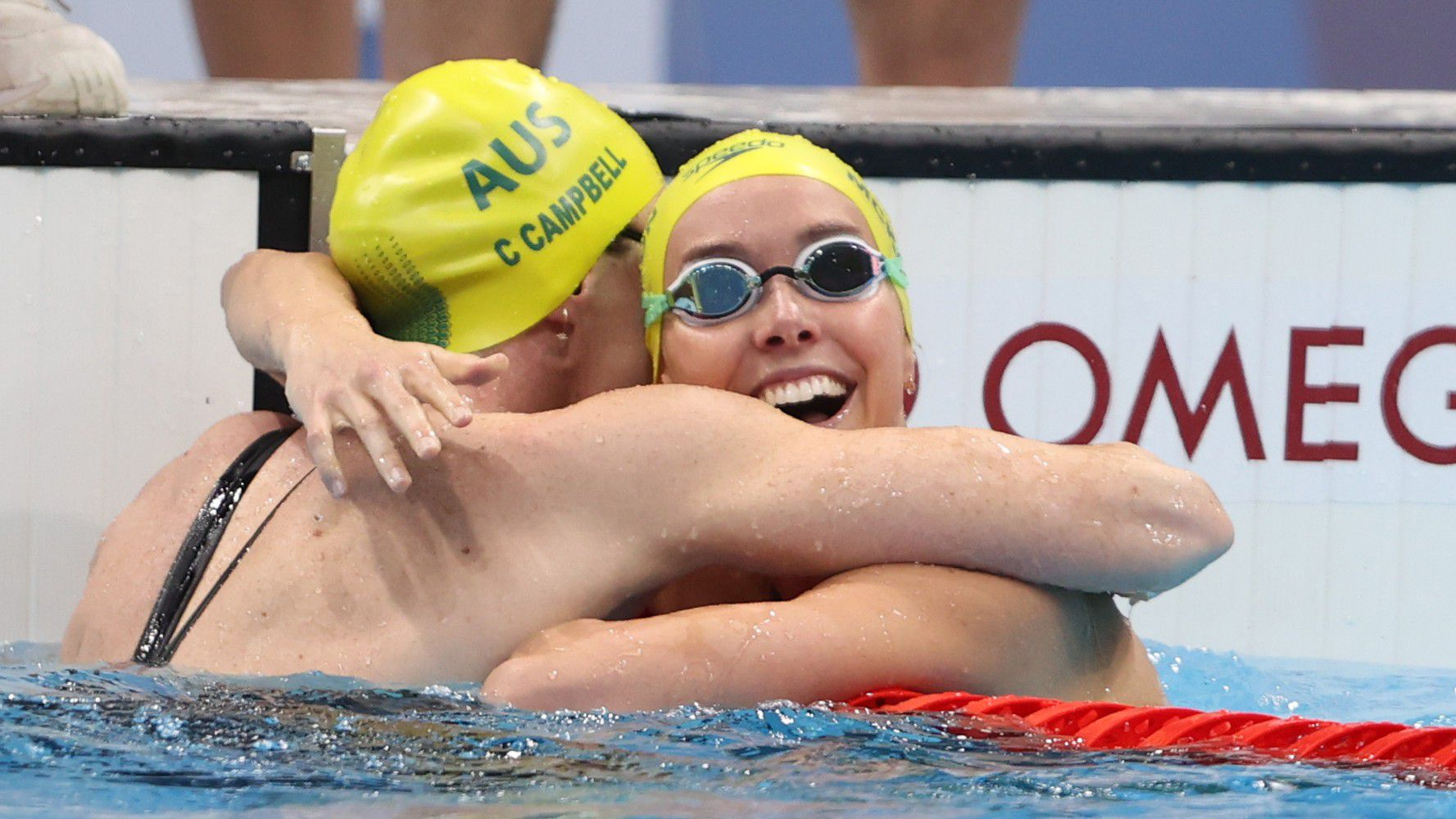 Beautiful Campbell moment touches Australia