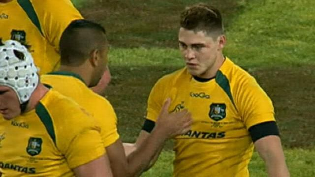 Former Wallaby star arrested in Paris