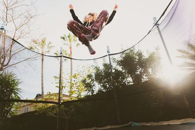 Trampolines are responsible for approximately 3,000 injuries a year in Australia.