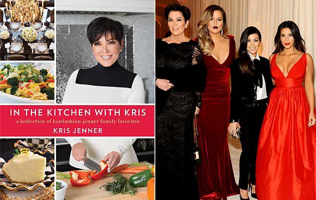 Kris Jenner and her family