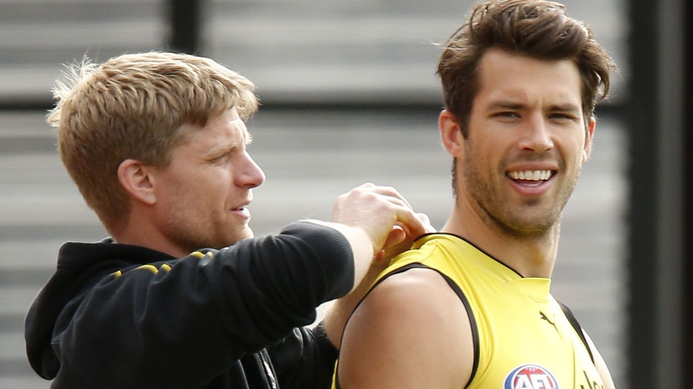 Dylan Grimes praises Alex Rance's influence on Grand Final-bound Tigers