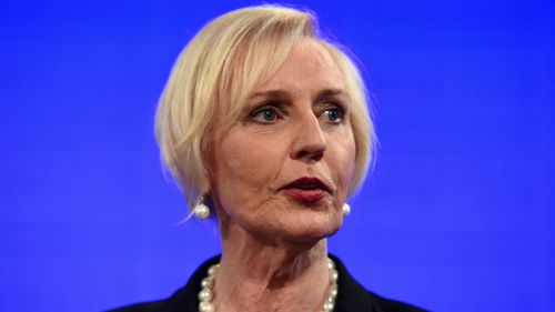 RAAF Group Captain Cate McGregor is one of the ADF's most prominent transgender members. (AAP)