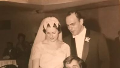 Marion and Nick have been married for 61 years.