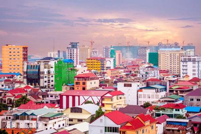 7. Phnom Penh, Cambodia ($54)
