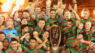 Winners - The South Sydney Rabbitohs