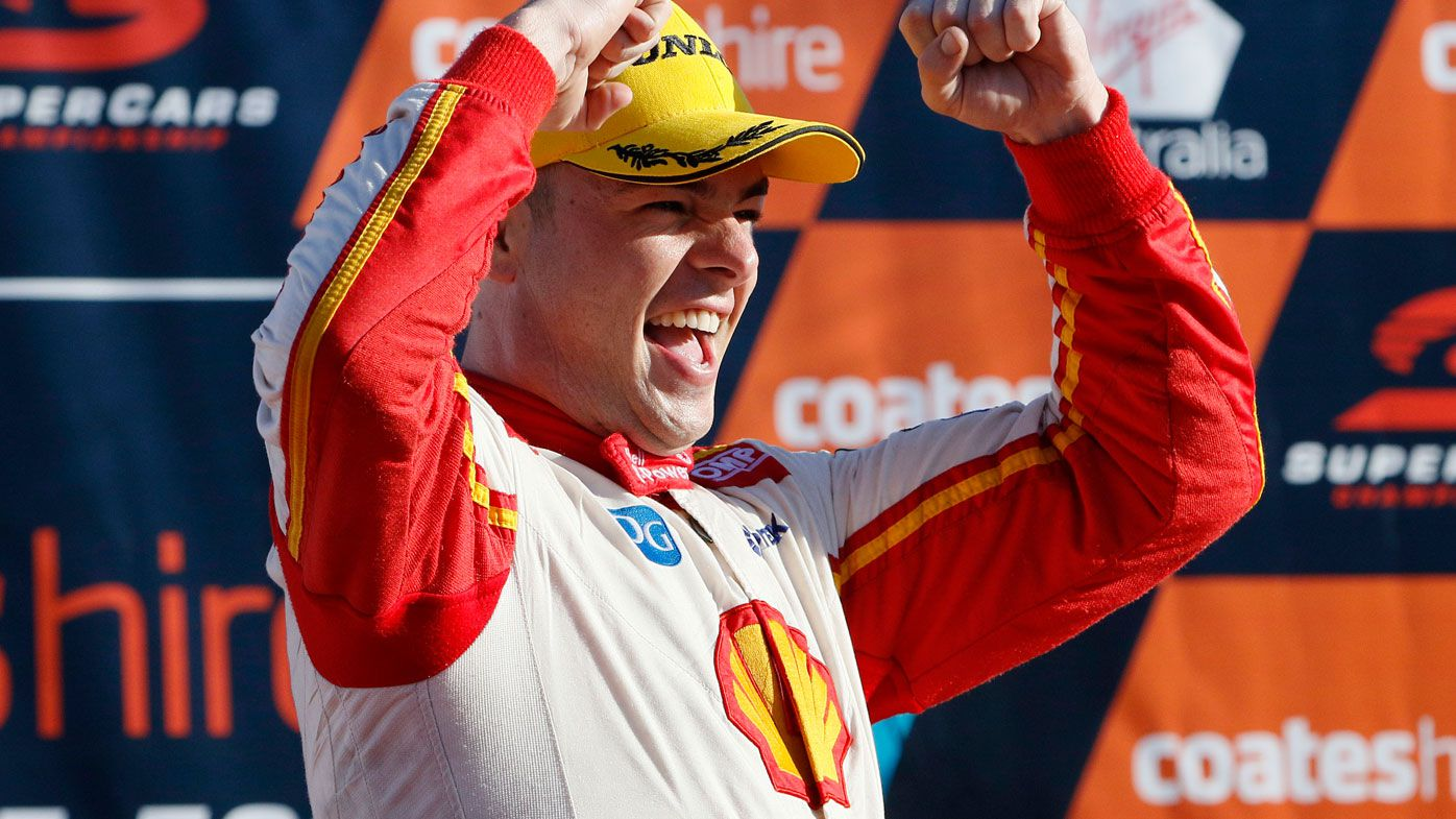 Supercars: Composed Scott McLaughlin throws pressure back on V8 rivals