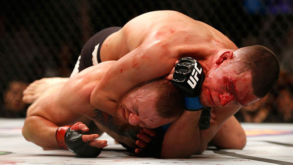 McGregor, Diaz set for UFC rematch