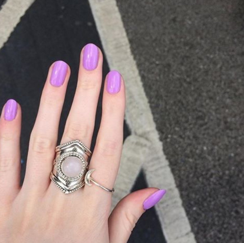 Nine nail trends you\'ll love   9Style