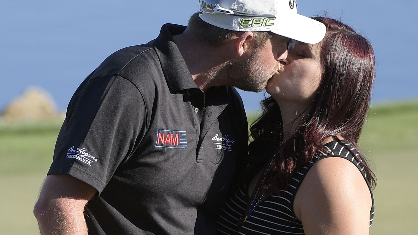Australia's Marc Leishman more relaxed and ready for tilt at US Masters after wife's brush with death