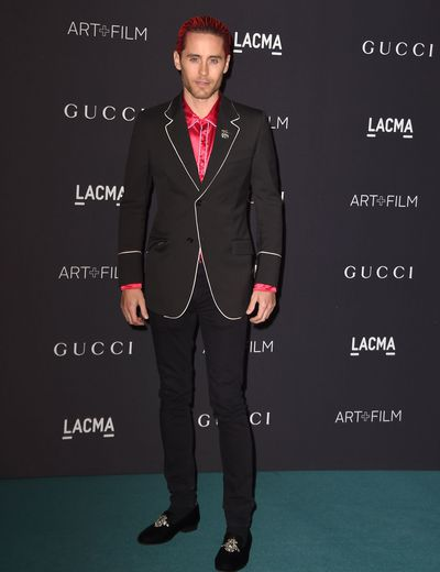 <p>Kanye West may have been voted GQ's Most Stylish Man of the Year, but we think these sharp dressers give him a pretty good run for his money. Click through to see the men who nailed it every time.</p><p>Jared Leto</p>