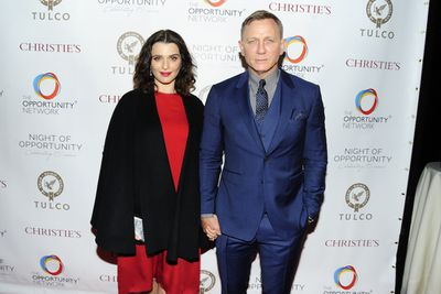 Rachel Weisz gives birth at 48