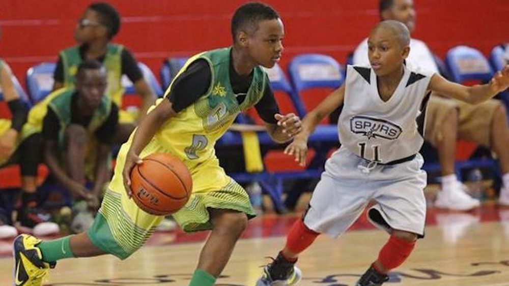 LeBron's son a chip off the old block