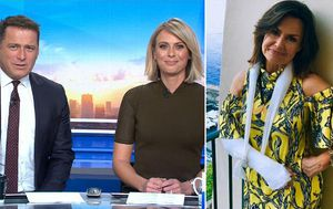 TODAY Show hosts send 'love and hugs' to injured Lisa Wilkinson