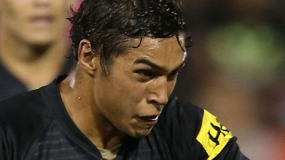 Martin leads Panthers to trial win