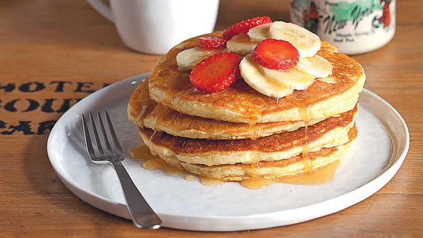 Gluten free pancakes, Good Without Gluten