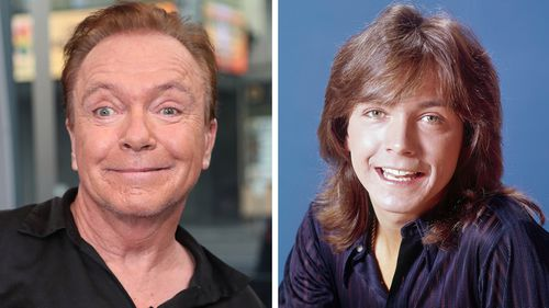 David Cassidy was a star of beloved television show The Partridge Family.