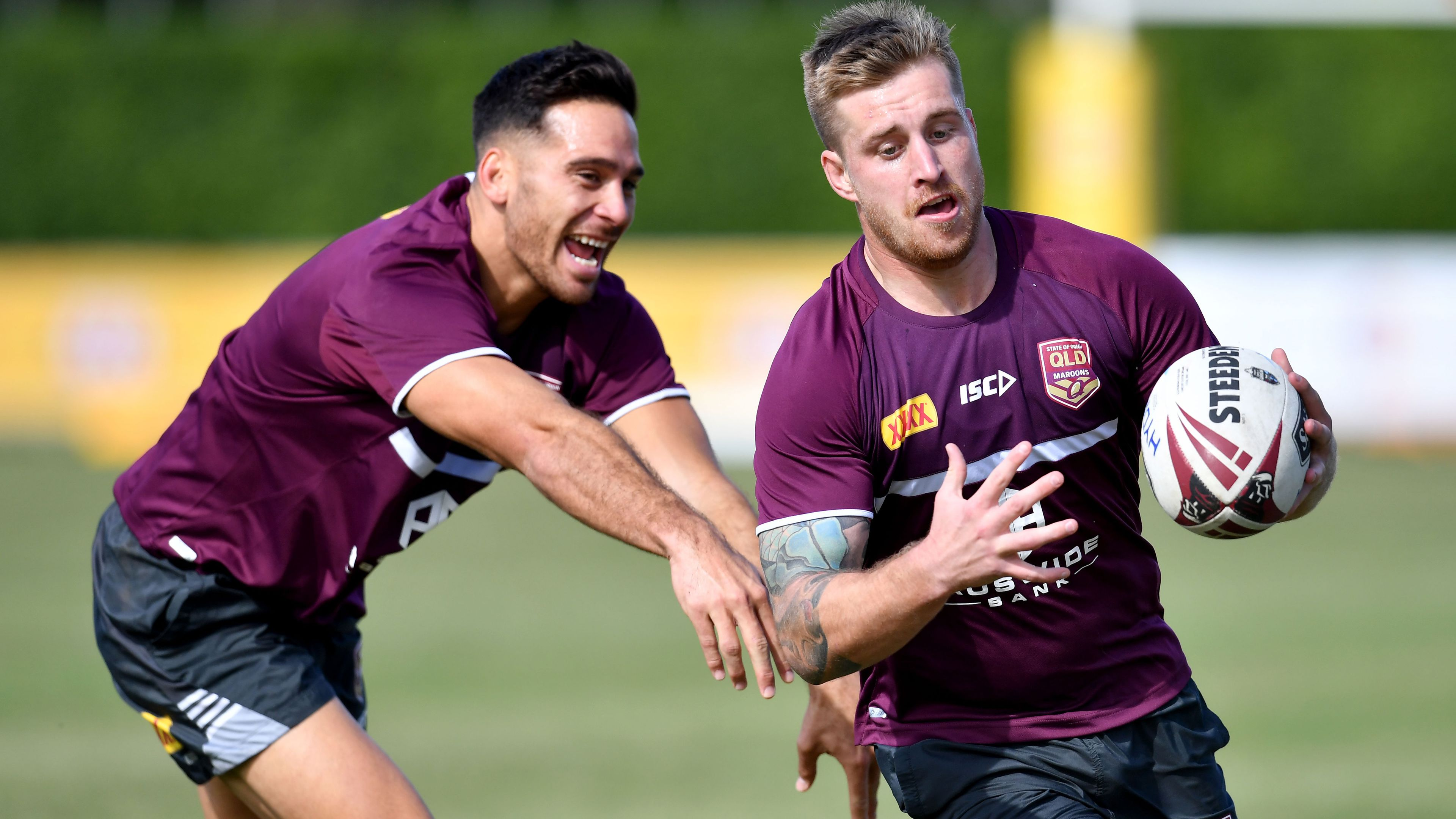 EXCLUSIVE: Maroons face 'confronting' 2020 State of Origin series, says Wally Lewis