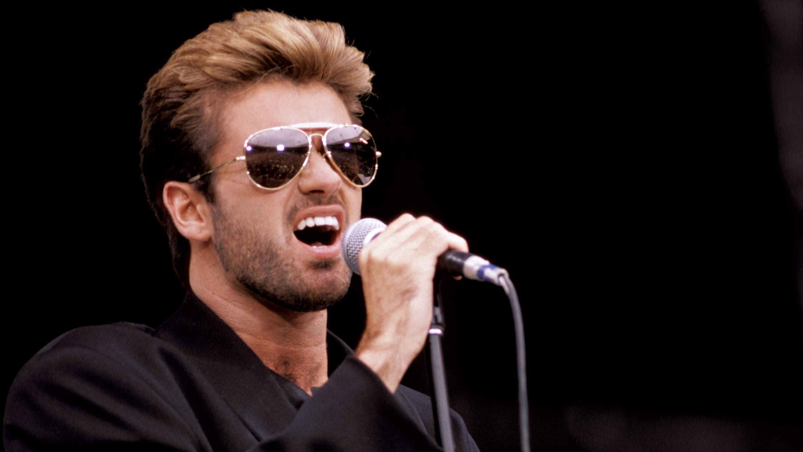 Fashion mourns George Michael