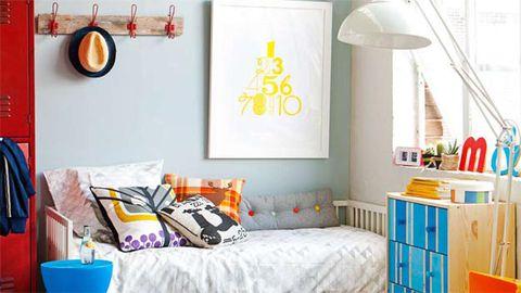 Create double-duty kids rooms