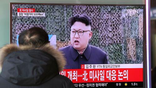 Trump backs Japan after North Korea ballistic missile launch