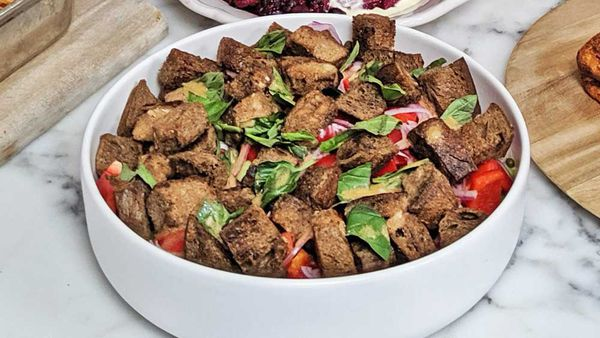 Panzanella stale bread and tomato salad recipes